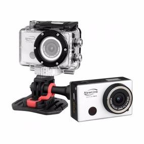 Camera Portatil Sport Cam Wifi Newlink Fs101
