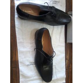 Zapatos Para Caballero Christian Dior Nuevos Numero 42