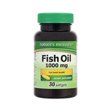 Fish Oil Omega 3 1000 Mg - 30 Softgels - Nature