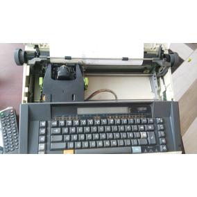 Maquina De Escribir Electrica Canon Mx350