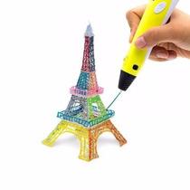 Pluma De Impresion Plastica 3d Regalos Geek Gadgets