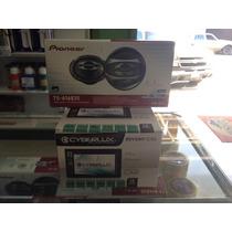Reproductor Cyberlux +cornetas Pioneer 280w