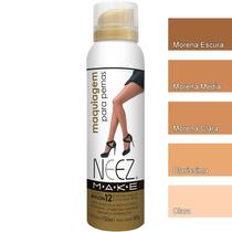 Maquiagem Para Pernas Neez 150 Ml Spray 2 Unidades