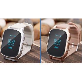 Reloj Celular Gps Localizador Rastreador Aplicacion, Sim C/$
