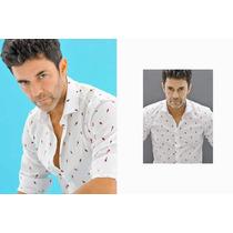 Camisas De Hombre Cara Cruz Tascani Slim Fit (entalladas)