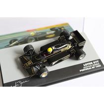 Ayrton Senna Formula1- Lendas Brasileiras