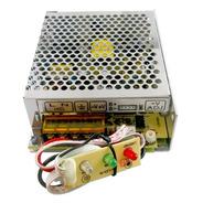 Fuente Switching Ups 12v 8a Gralf Con Carga A Bateria