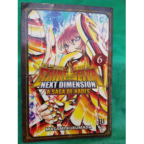 Cavaleiros Do Zodíaco Next Dimension 6!