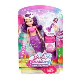 Barbie Dreamtopia Surtido De Minisirenas Burbujas Magicas Ca