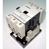 Contactor Siemens 3tf46 Tripolar Bobina De 220v 30 Hp Nuevo