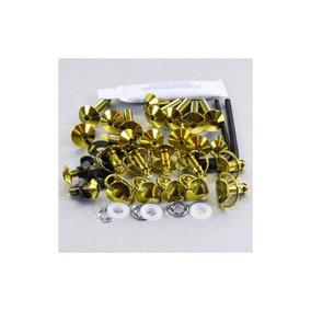 Kit De Carenado De Titanio Mv F4 750-1000 Quick Release Gold