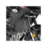Protector Radiador Acero Negro Versys 1000 17 Rider Pr4120