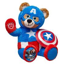 Oso De Peluche Capitán América