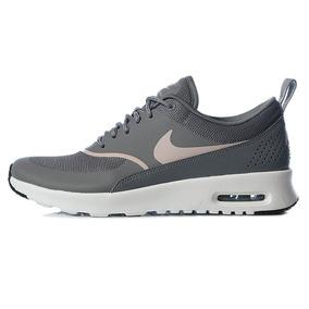 Zapatillas Nike Air Max Thea Gris Mujer