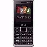Celular 4 Chips Quadchip Lg A395 Desbloqueado Cam 1.3mp Quad
