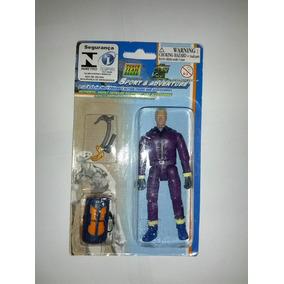 Boneco Power Team Elite - 10cm - Estilo Gi Joe - Escalador