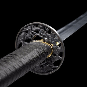 Katana Hecha En Japon Samurai Full Tang Hecha A Mano