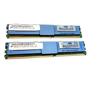 Memoria Ram Serv Hp Ibm Dell 8gb (2x4gb) Pc2-5300 4664