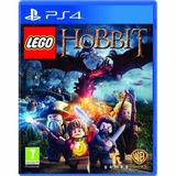 Lego The Hobbit Ps4 Nuevo Sellado Oferta!