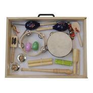 Set De Banda Ritmica Knight Jb550 Percusion Infantil Niño