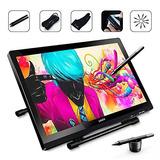 Tableta Gráfica Ugee 21.5 Pulgadas Ips 1080p Para Mac Y Pc
