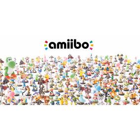 Qualquer Amiibo Mario Zelda Splatoon Metroid - Sob Encomenda