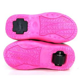 Tênis Nike Roller (o Tênis Com Rodinha)
