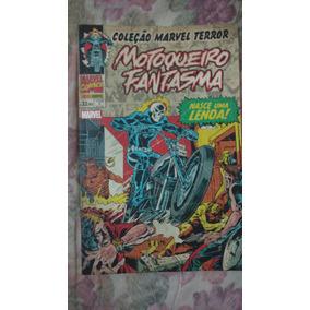 Coleção Marvel Terror Motoqueiro