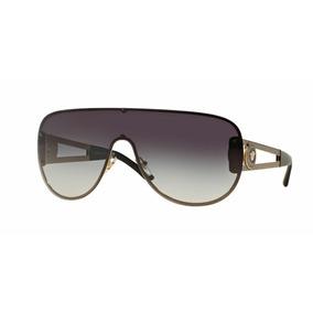 Lentes De Sol Versace Ve2166 12528g Visor Original