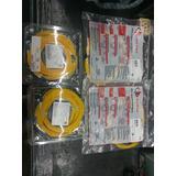 Lote De 11 Cables De Fibra Óptica Jumper