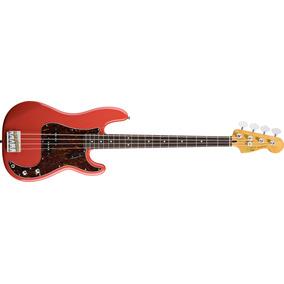 Promo Baixo Fender Squier Classic Vibe P. Bass 60s Vermelha