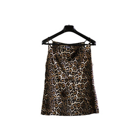 Ay Not Dead - Musculosa Animal Print - Talle 1