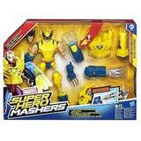 Super Hero Mashers Wolverine Mejor Precio!!