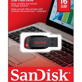 Pendrive Sandisk 16gb Totalmente Nuevo