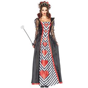 Disfraz De Reina De País De Maravillas Leg Avenue P/adulto L