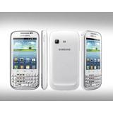 Samsung Galaxy Ch@t B5330 Liberado Teclado Qwerty En Caja