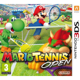Mario Tennis Nintendo 3ds Nuevo Y Sellado Fenix Games Dx