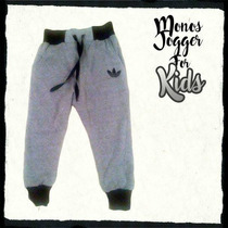 Monos Niños Jogger Slim Fit Gym