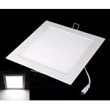 Lampara Panel Ojos De Buey Spot Led Super Slim De 18w Oferta