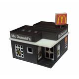 Casa Lanchonete Mc Donald