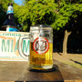 Vaso Chopp Vidrio Estampado Duff Beer Simpsons Cerveza