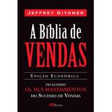 A Bíblia De Vendas Livro Jeffrey Gitomer