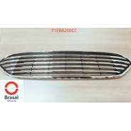 Grade Radiador Com Frisos Cromados Focus 14/19 F1eb8200cc