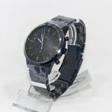 2dcf6834b451 Reloj Fosil Hombre Azul Relojes Joyas Pulso - Relojes en Mercado ...
