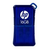 Pendrive Hp Mini 16gb Usb Compact 2.0 V165w