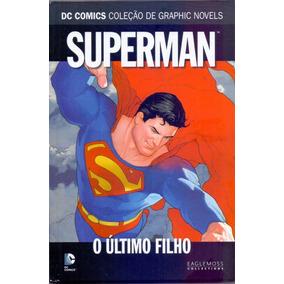 Superman: O Último Filho - Eaglemoss (hq Digital)