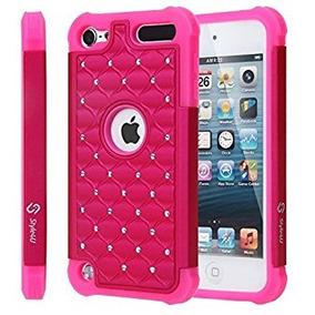 Ipod Touch 5/ipod Touch 6 Touch 5/touch 6 Case Style4 -rosa