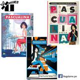 Pascualina Autografiada Agenda 2018 Original + Pin