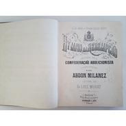 Partitura Rara / Rara Abolicionista 13 De Maio 1888