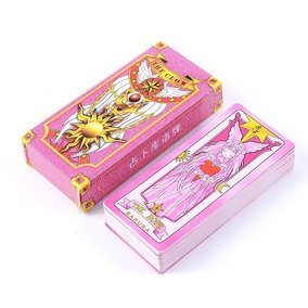 Cartas Sakura Anime Sakura Card Captors Clow Cards Mazo